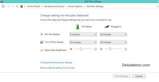 Pada artikel sebelumnya sudah dibahas tentang penyebab dan solusi baterai laptop cepat hab Cara Mengatasi Baterai Laptop Cepat Habis Padahal Baru