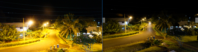 Perbandingan hasil foto Fuji X-T10 dan Sony A6000 untuk dengan ISO tinggi