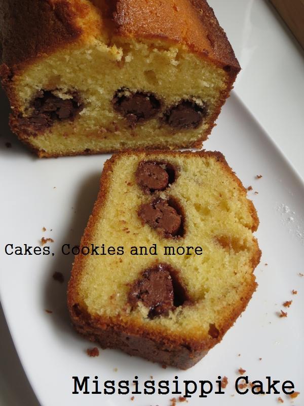 Heller Mississippi Cake