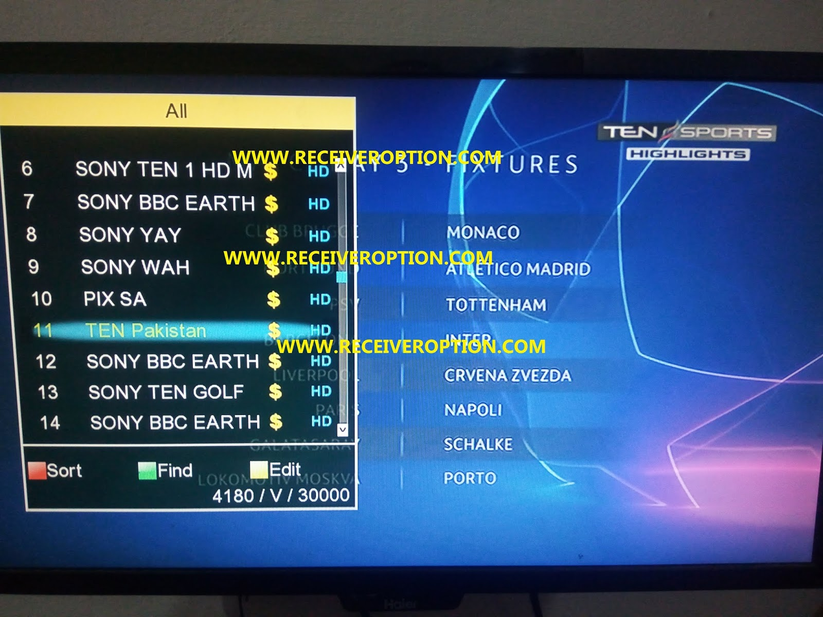ECHOLINK 580 2018 HD RECEIVER POWERVU KEY NEW SOFTWARE - HOW TO