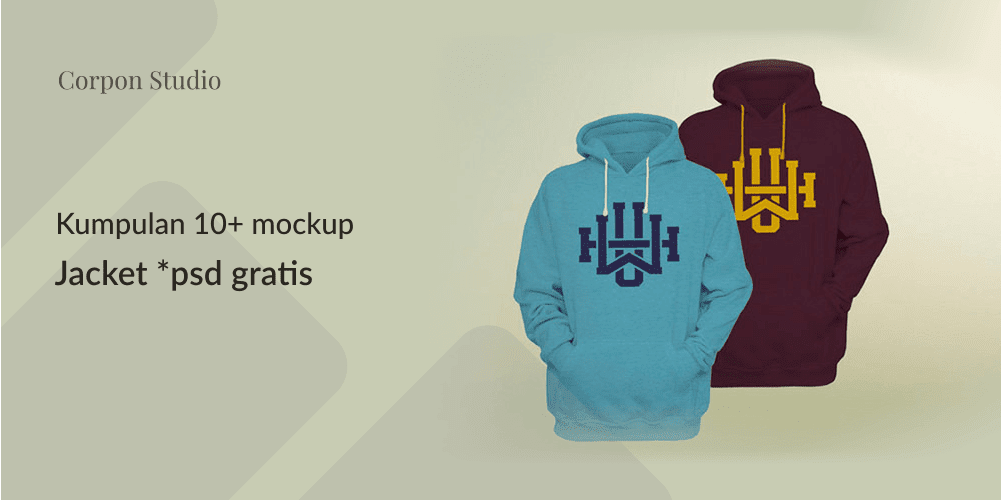 The realistic template can be customized to create stylish uniforms for sport team members or college. Download Kumpulan 10 Mockup Jacket Gratis Jago Desain