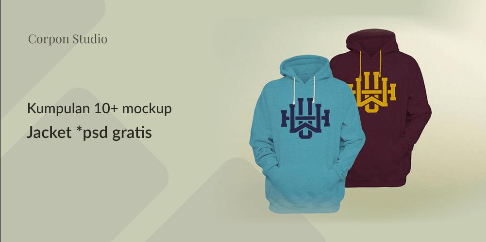 Download Kumpulan 10+ Mockup Jacket Gratis