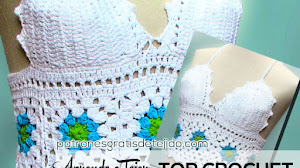 Top a Crochet /Tutorial