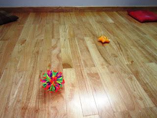 Sàn gỗ cao su - chung cư Q2