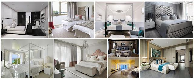 Top 15 Luxury bedrooms designed by Kelly Hoppen