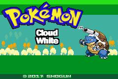 Pokemon Cloud White Guide
