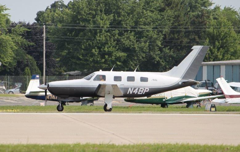 Piper pa 46 crash