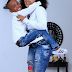 Mercy Aigbe shares beautiful photos of herself and 7year old son