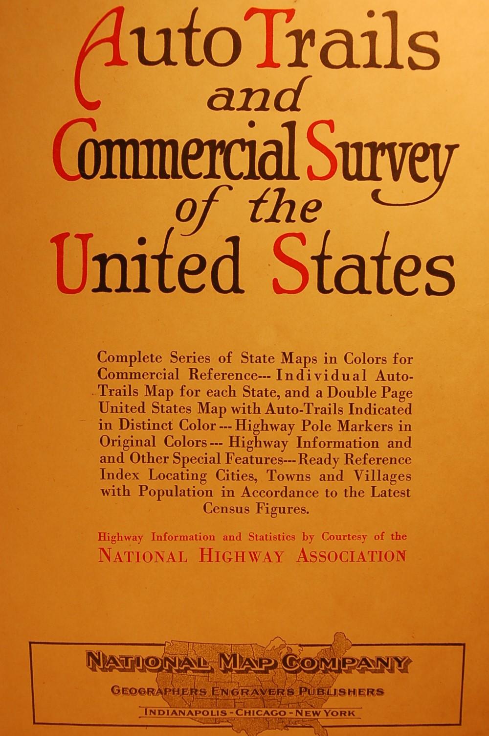 pre 1926 road atlas left post 1926 atlas with us hwy designations right