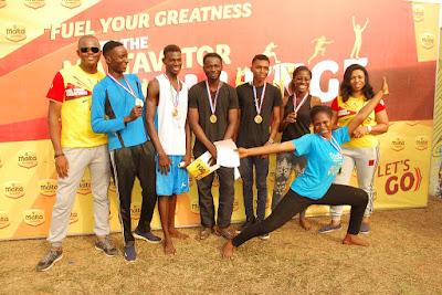 Malta Guinness takes the Maltavator Challenge to Benin