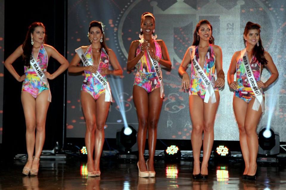 Carli Santos, Valéria Berti, Mayrane Barbosa, Nayara Uritan e Nathalia Correa - Foto: Salani Antônio