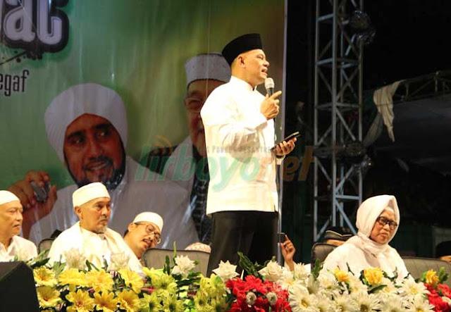 Gatot Nurmantyo: TNI Tidak Bisa Lepas dari Peran Ulama