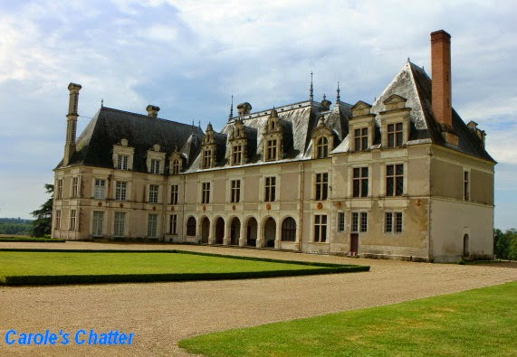 Chateau Beauregard by Carole's Chatter