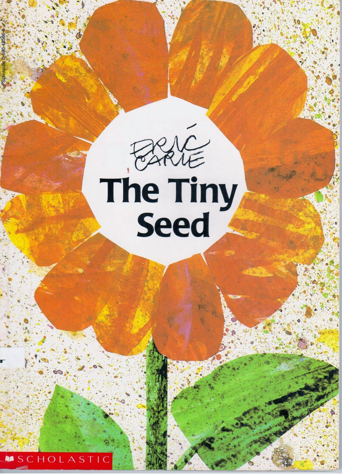 Spring Book 10 The Tiny Seed