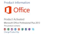 Cara Mudah Aktivasi Microsoft Office 2013 - 2016