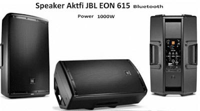 """Harga Speaker Aktif JBL 15"""" Terbaik Dunia"""