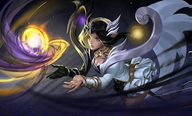Build Hero baru Lunox Mobile Legends