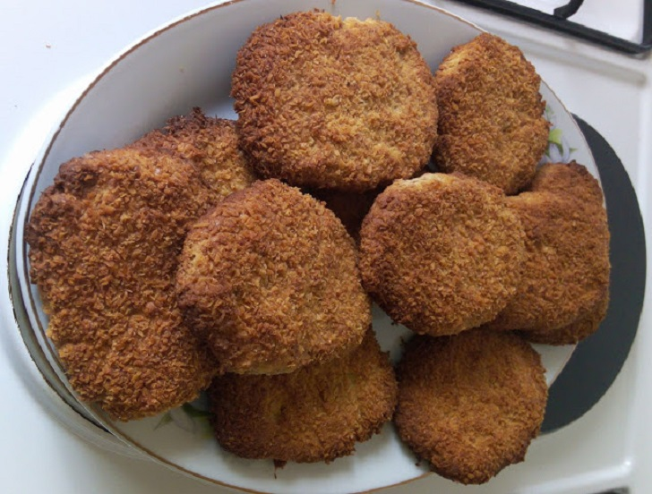 HOW TO MAKE WHOLE WHEAT COCONUT COOKIES