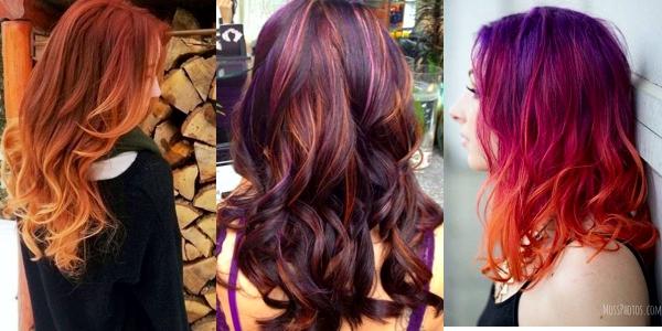 Trendy Hair Colors For Autumn The Haircut Web