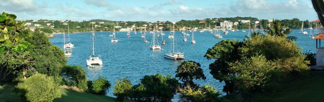 7. November - Prickly Bay Grenada