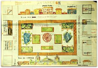 Mapa de Antares (1971) - Érico Veríssimo