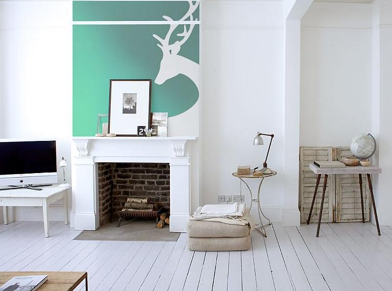 Warna Cat Soft White Untuk Interior Rumah