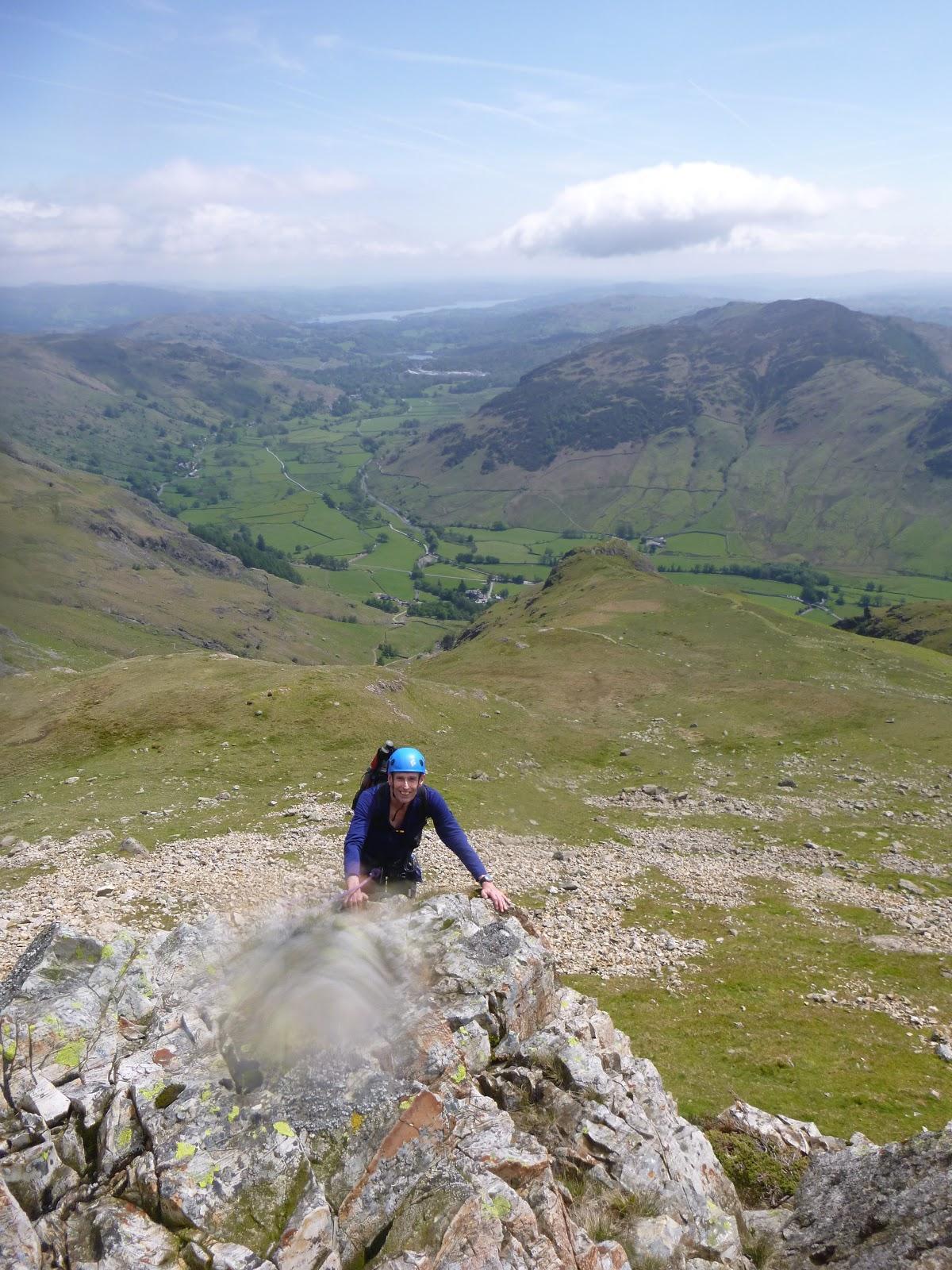 Outdoor Courses For Scrambling Climbing Kayaking Amp Mountain Activities