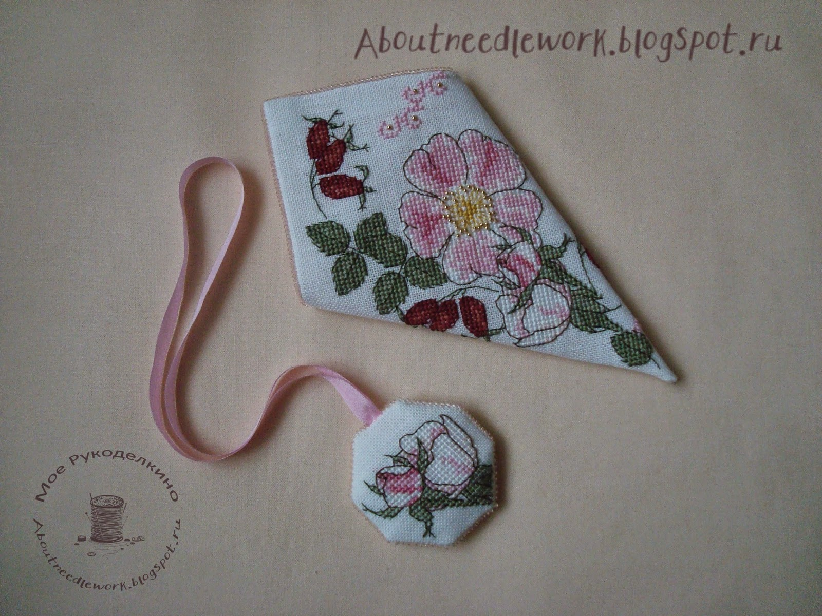Faby Reilly Wild Rose Scissor Case