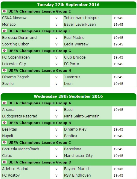 WATCH UEFA CHAMPIONS LEAGUE LIV