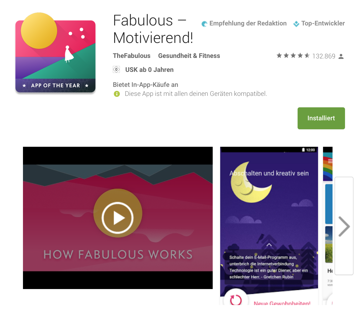 Fabulous - Review