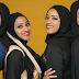 Actress, Rahama Sadau shares photos with her beautiful sisters