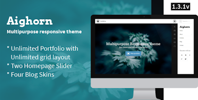 Download Aighorn v1.3.1 – Multipurpose Responsive Wordpress theme