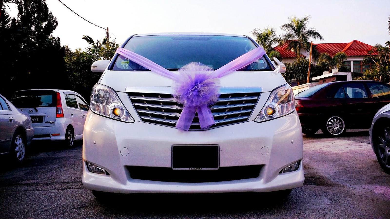 RedOrca Malaysia Wedding and Event Car Rental: Toyota ...