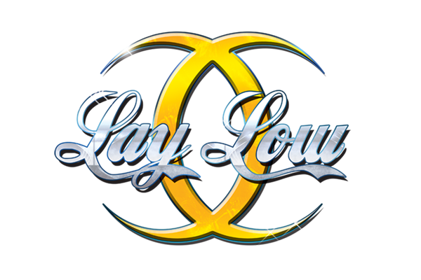 Lay Low Productions Logo Design