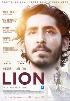 Lion (Sheru) Filmi Konusu ve Fragmanı