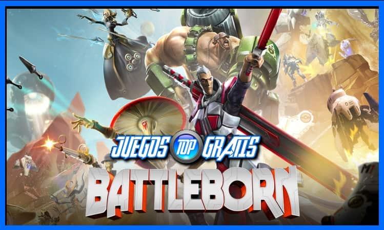 Descargar el juego Battleborn