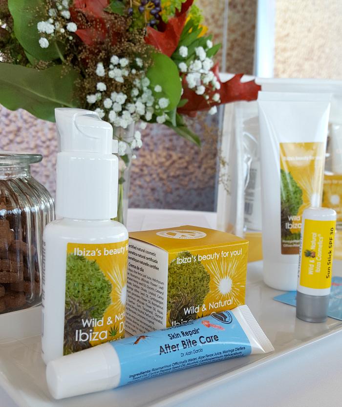 beautypress Blogger Event: Wild & Natural Ibiza Cosmetics - Rosmarin Produkte - Naturkosmetik Natrue