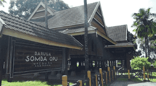 Tempat bersejarah wisata Benteng Somba Opu
