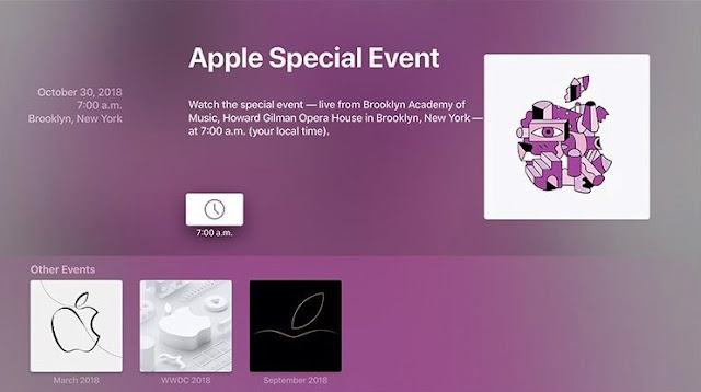 Apple event on October 30: How to watch livestream on your PC, iPhone, iPad or MacBook