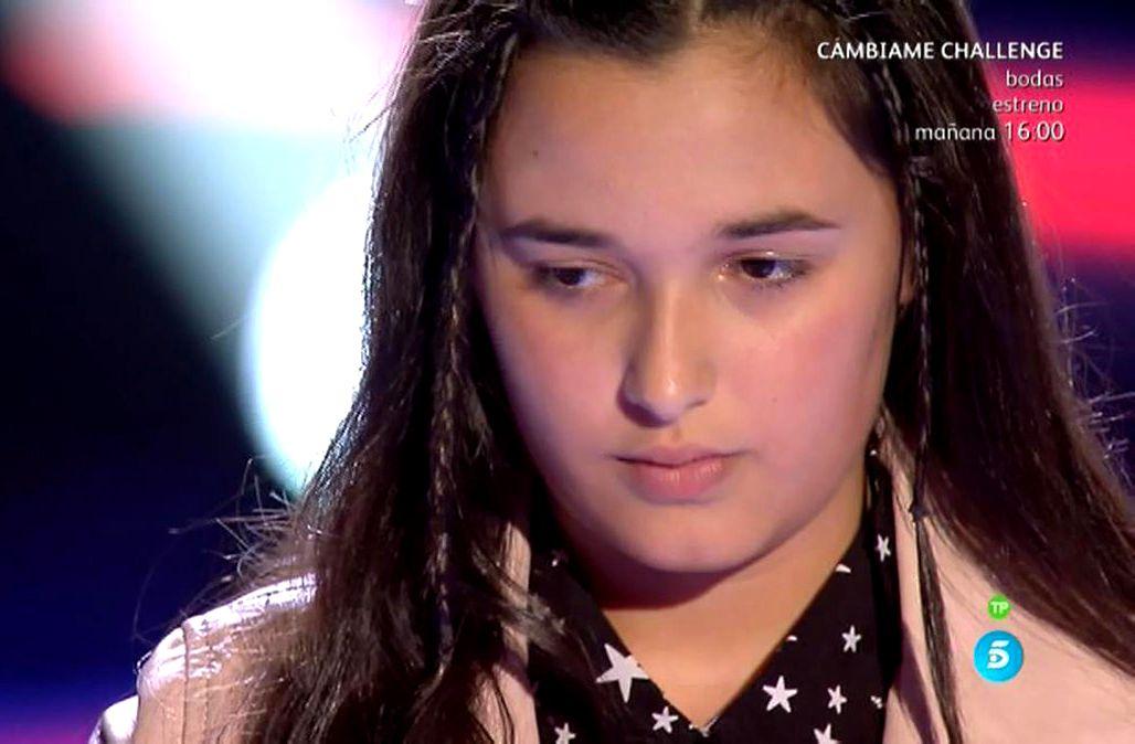 Rocio La Voz Kid