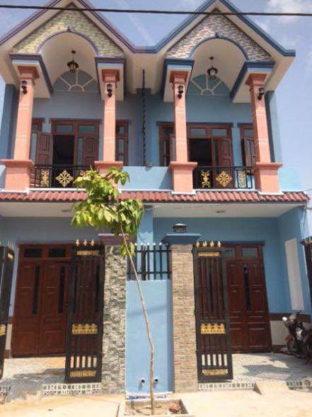 Hình ảnh căn nhà đang bán ở dĩ an