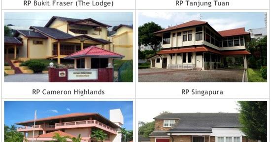 Rumah Peranginan Persekutuan Bukit Fraser Malaysia Rumah Zee