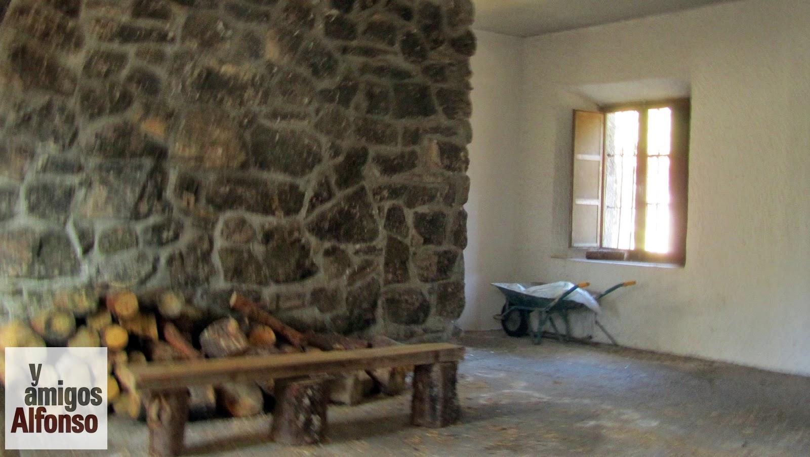 La Casa del Baldío - Alfonsoyamigos
