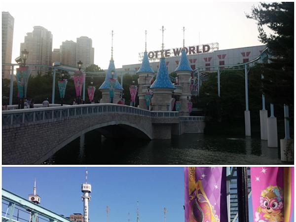 Millainen on korealainen huvipuisto? Testissä Lotte World