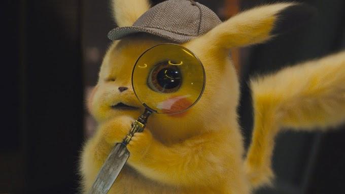 Detective Pikachu: para vosotros entrenadores