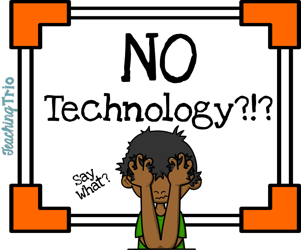 Image result for no technology day