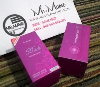 Ready Stock Parfum Bride Parfume Pheromone Untuk Wanita Memikat Pria