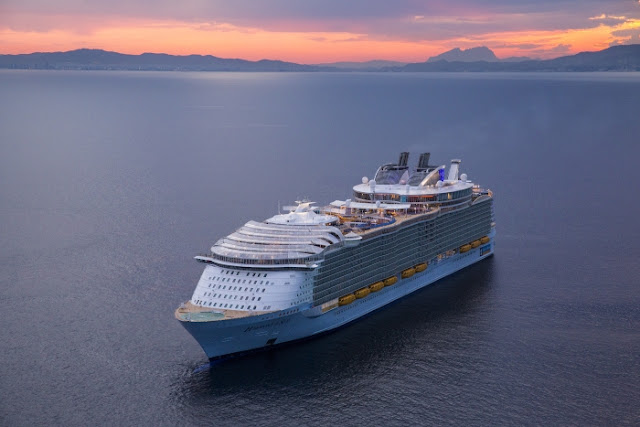 tips planning first cruise india harmony of the seas