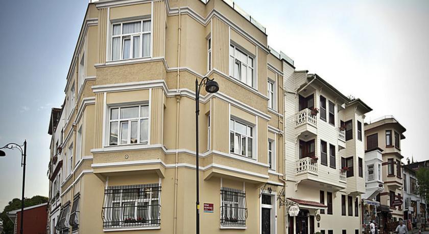 سيركيسي كوناك هوتيل في اسطنبول