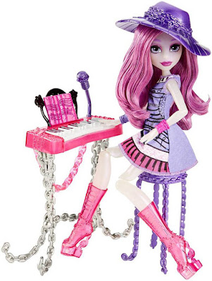 JUGUETES - MONSTER HIGH : Music Class  Muñeca Ari Hauntington : Clase de Música  Mattel 2016 | Comprar en Amazon España